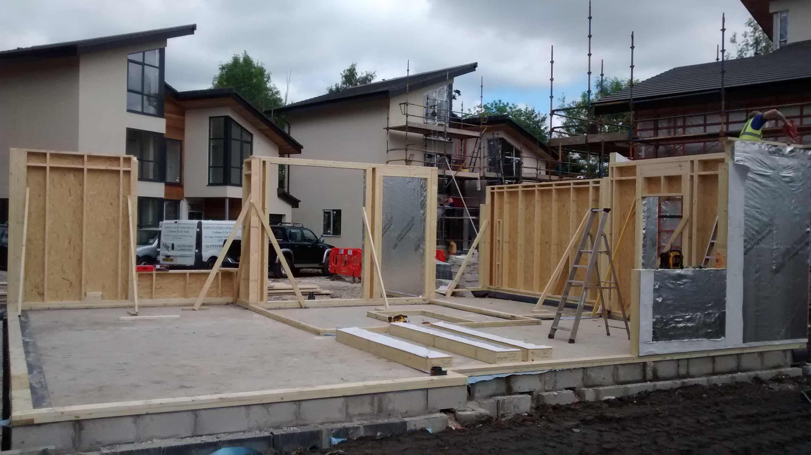 Pennine Timber Frame UK Ltd Structural