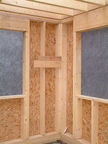 Self Build Specifications Pennine Timber Frame