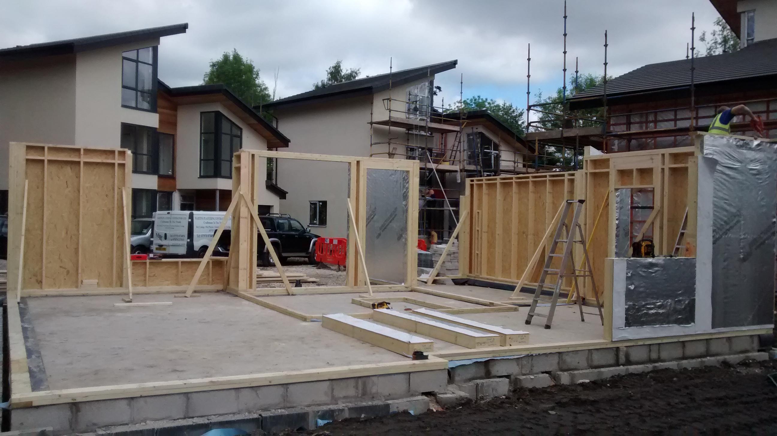Pennine Timber Frame Uk Ltd Structural Timber Frame